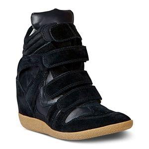 Steve Madden Hilight Wedge Sneakers